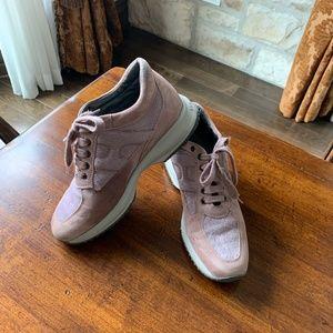 Hogan Shoes Size 38 equal 8
